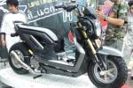 Zoomer-X สีดำ