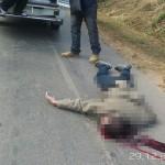 ผู้กองหนุ่มถูกคนร้ายยิงดับ 1 บาดเจ็บ 1 ขณะวางแผนเข้าจับกุมตามหมายศาล จ.เชียงราย