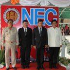 ที่ปรึกษา รมช. เปิดศูนย์ NEC จังหวัดเชียงใหม่ ผลิตและพัฒนาอาชีวภาคเหนือ