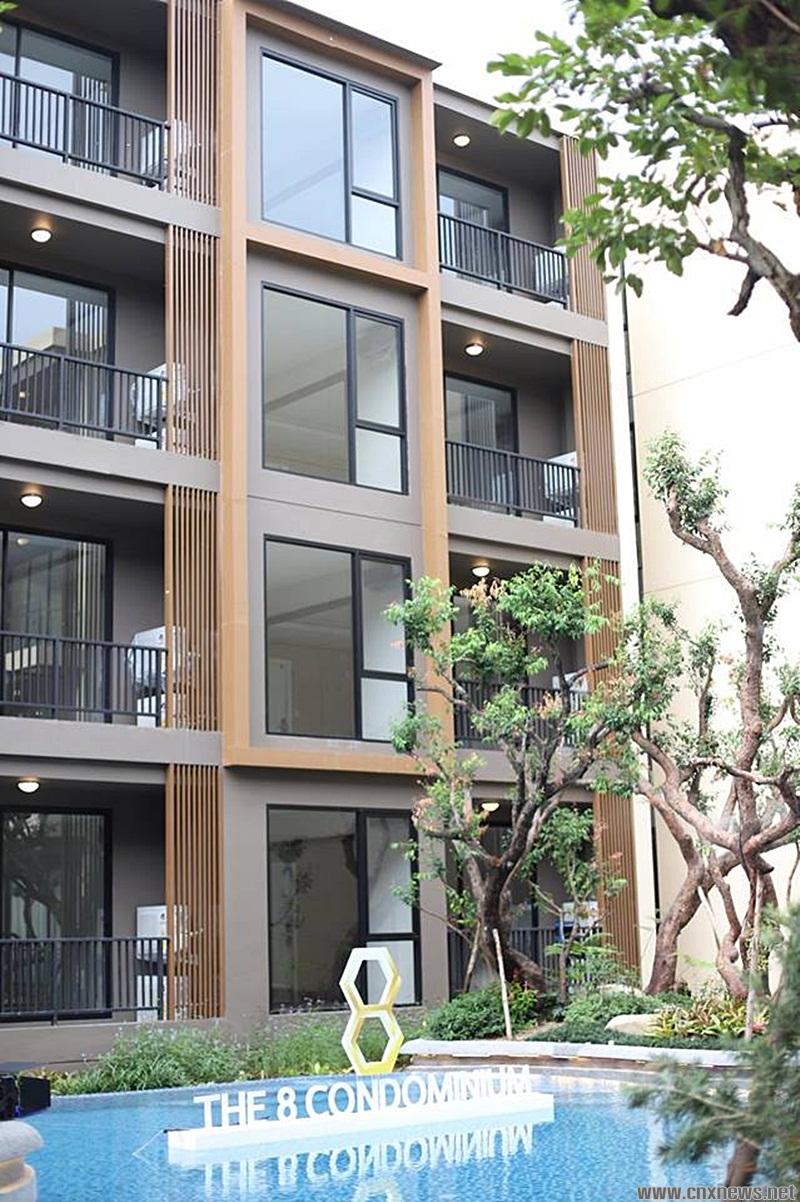 "Grand Opening ""The 8 Condominium""  Where Comfort Meets Class"