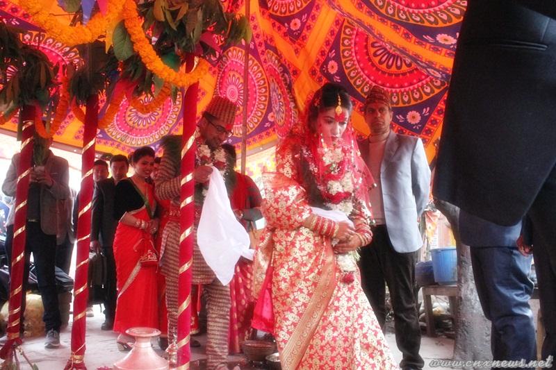 งานแต่งงานชาวเนปาล Nepali Wedding