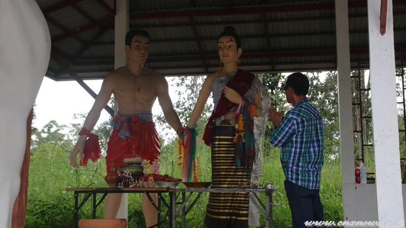 อันซีนไทยแลนด์!!!ผาวิ่งชู้ชมความสวยงามของผาสูงพร้อมสัมผัสตำนานความรักอมตะ